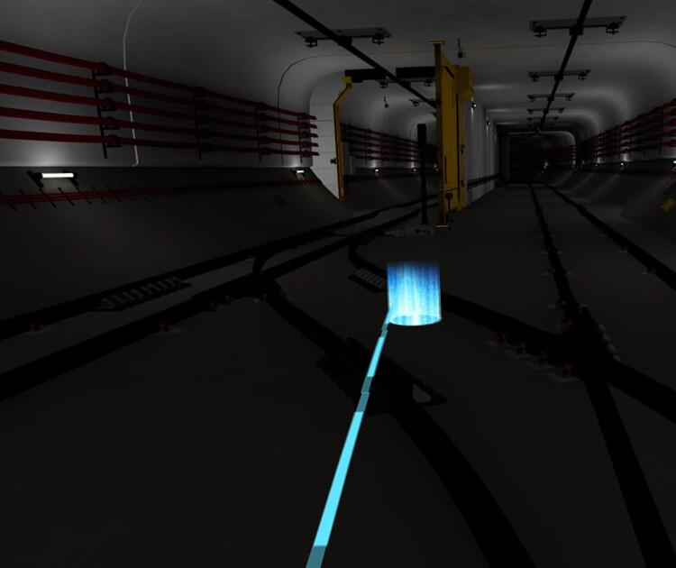 Simulador de resolución de incidencias de desvíos ferroviarios (Agujas) y Puertas de Sectorización de Túnel (PST)